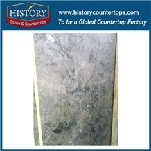 Wholesale Natural Stone 30mm Thick China Grigio Carnico Marble,Yama Nino Grey Marble Slab&Tile Price