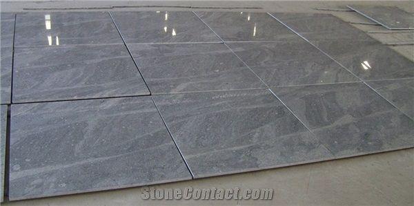 Grey Landscape Stone Tile China Polished Granitegranite Floor