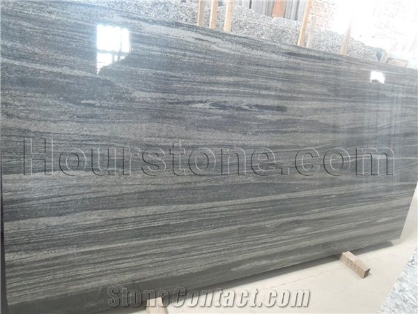 China Hot Polished Nero Negro Santiago Biasca Gneiss