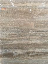 Italy Tuscany Silver Travertine/Travertino Silver/ Siena Argentato Tiles/Slabs, Wall/Floor/Cut-To-Size/Building Design/Project