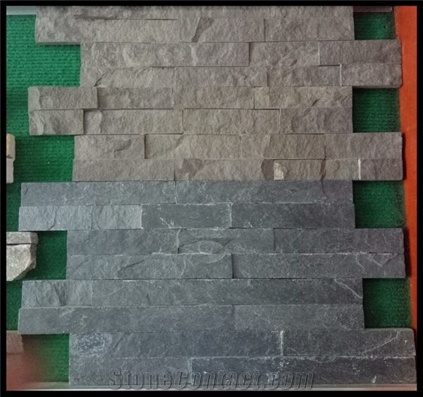 High Quality Natural Ledge Stone Slate Wall Culture Decoration Exterior Rust Plate