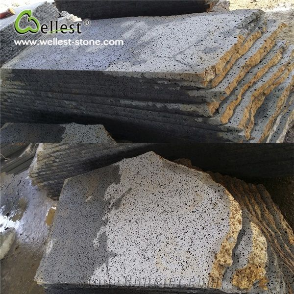 Volcanic Rock Stone Tile Wall Covering