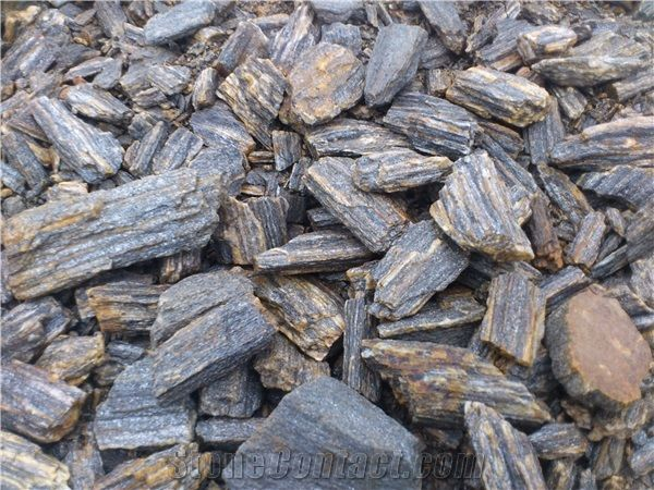 Wood Stone, Different Sizes / Gravel/Rocks from Poland