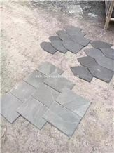 Building Materials Factory Directly Offer Natural Split Grey Slate Roofing Tile Price in Sri Lanka