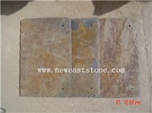 Chinese Color Slate Roof Shingle Panel Designs with Price