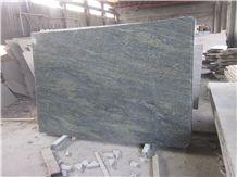 Emerald Green Granite Polished Slabs for Sale