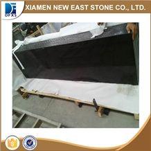Polished Mongolia Black Granite Slabs & Tiles, China Natural Absolute Black Granite Tiles & Slabs