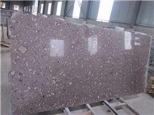 Purple Shell/Violet Ocean Blue Granite Polished Slabs for Wholesale
