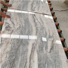 Giallo Vermont Marble Polished Slabs & Tiles,China Grey Marble Wall/ Floor Covering, Skirting