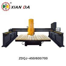 Plc Infrared Bridge Cutting Saw Machine Easy Use China Xianda Zdqj-450/600/700