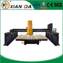 Zdqj-450/600/700 Infrared Automatic Marble Granite Stone Slab Bridge Cutting Machine