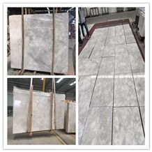 Factory Price Yabo Grey Natural Stone Slab Tile For Home Depot