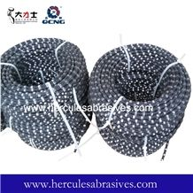 Stone Tool Diamond Wire Saw for Marble Quarrying
