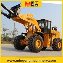 32 Tons Stone Block Handler Forklift Loader Mgm980h for Big Marble Blocks