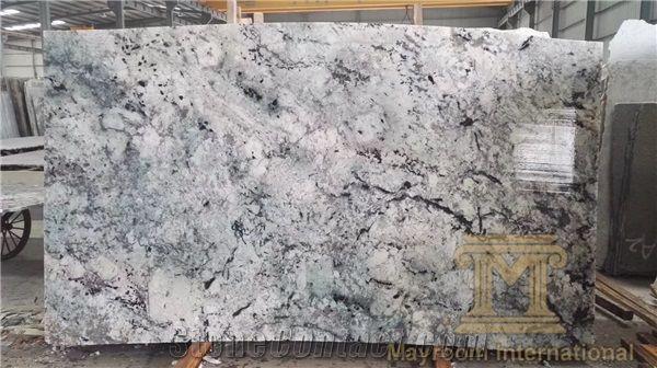 Copenhagen Granite Cream Delicatus Granite Beige Polished