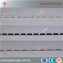 Multi Wire Saw ,High Efficient Rubber Wire Saw Tools, Stone Mining Tools, Marble Cutting Wire with Diamond Beads, Granite Cutter Rope