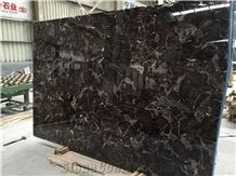 China Emperador Dark Brown Marble Slabs Tiles, Marron Marble Cut to Size Wall Panel Pattern Tiles,Floor Covering Skirting,Hotel Lobby Walling Stones-Gofar