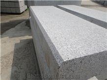 Factory Price G603 Road Kerbstone,Curbs, Sesame Grey Granite Driveway Floor Paving Stone Exterior Stone-Gofar