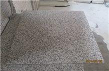 Polished G681 Shrimp Pink Granite Slab Floor Covering/Sunset Red Granite Wall Cladding Covering/Wild Rose Granite Panel/Rosa Pesco Granite Slab-Gofar