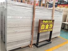 China Cheap Palissandro White Like Italian Marble French Pattern for Wall Floor Tiles & Slabs