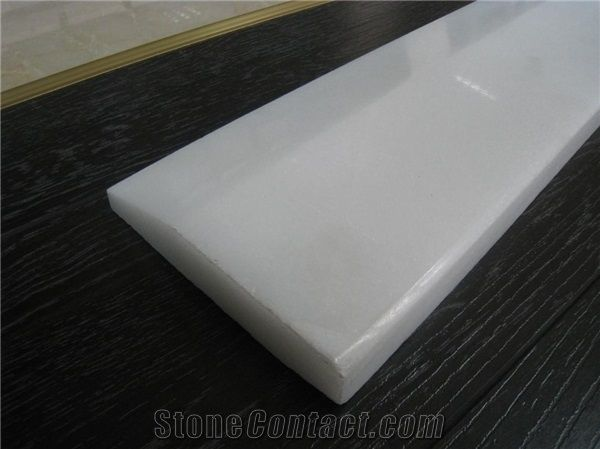 High Quality White Marble Threshold Tiles White Marble Windwills Tile Price White Marble Skirting Tile For Home Decoration From China Stonecontact Com