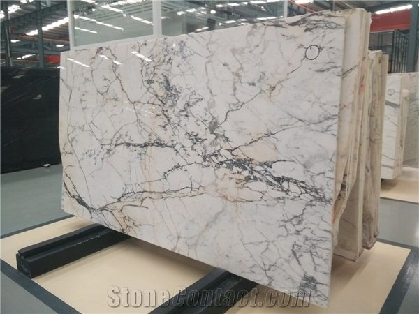 Italy Paonazzetto Marble Slab And Tiles Cremo Delicato Countertop Calacatta Price