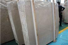 Platinum Century,White Bursa Beige Marble Slabs