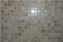 Polished Cappucino Marble Flooring/Mosaic Tiles