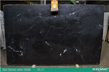 Black Diamond Quartrzite Leathered Finish Slabs
