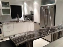 Maui Quartzite Kitchen Countertop