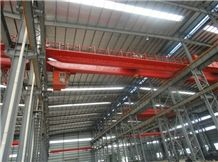 China Top Crane Manufacturer 30/10t 50/10t Double Girder Bridge Crane with Hook