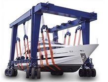 Mobile Yacht Boat Hoist Lift Gantry Crane