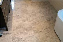 Bianco Gioia Statuarietto Marble Floor Tiles