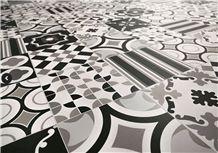 Authentic Terrazzo Tiles