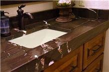 Duetto Quartzite Bathroom Vanity Tops