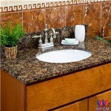 Cheap 42 Inch Bathroom Vanity Tops Molded Vanity Tops