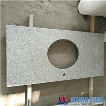 Polished Moutain Grey G603 Granite Vanity Top