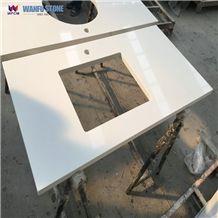 Quartz Countertops China Cheap Solid Surface Vanity Top