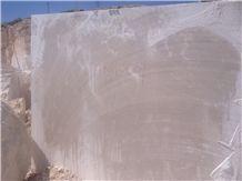 Burdur Beige Marble Block, Turkey Beige Marble