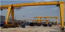 High Quality China Best Single Beam Project Gantry Crane