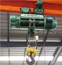 Wire Rope Motor Lifting Hoist for Sale