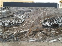 Silver Amarone Granite Slabs