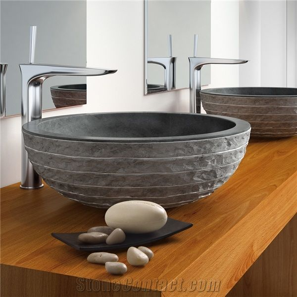 Natural Slate Stone Sink Wash