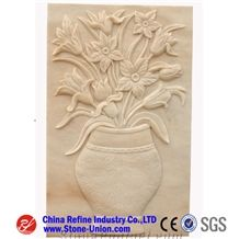 China Beige Marble Relief,Engravings,Relieve,Wall Reliefs,Relievos,Relief Design,Relief Carving