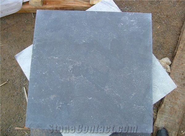 Honed Bluestone Tiles Patio Tile Antique Tumbled Antiqued Paving Pavers Grey