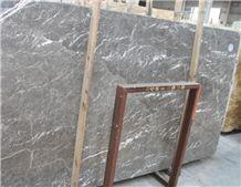 Dora Cloud Grey, Marble Tiles & Slabs, Marble Skirting, Marble Wall Covering Tiles, Marble Floor Covering Tiles, France Grey Marble