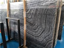 Polished Natural Stone China Ancient Wood Marble Slabs,Floor Covering/Wall Covering/Skirting/Wall Stone/Building Stone for Interior Decoration