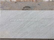 Honed White Sandstone Cube Stone/ Pure White Sandstone Cobble Stone/Snow White Sandstone Paving Sets