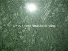 India Green Marble/Verde India Marble/Green Flower Marble Big Slab&Tiles