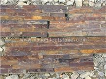 Slate Culture Stone Decoration Exterior Wall Stone with Low Price Wall Decoration
